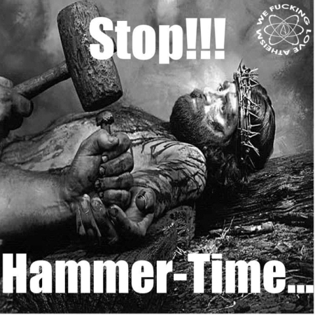 Stop! Hammer-time